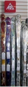 K2 Womens 2012 skis