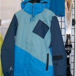 K2 Stinger Ski looks great with the ONeill Escape Jacket