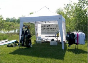 Alpine Accessories Tent