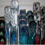 New 2013 - 2014 K2 Skis