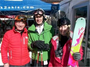 Copper Mountain Snow Show Demo 2014