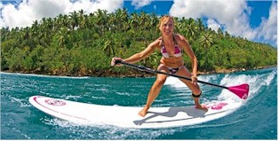 BIC Sport ACE-TEC Wahine paddle board