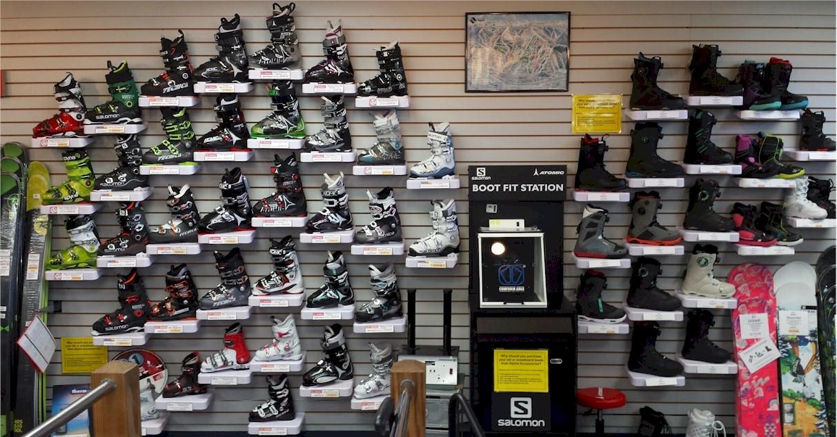 15-16 Ski Boots