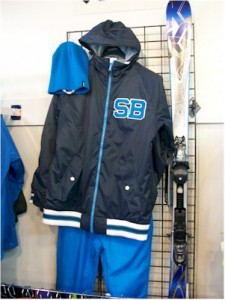 Wear the Special Blend Unit Jacket with your K2 Stinger Skis