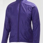 Helly Hansen womens ripstop and fleece mid-layer jacket