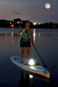 Moonlight-paddle-on-Bangs-Lake